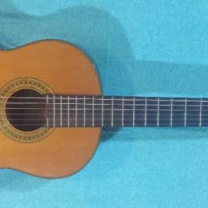 La guitarra española, una breve descripción.