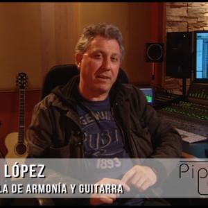 Escuela de Música Pipo López , un lugar para aprender música en Madrid.