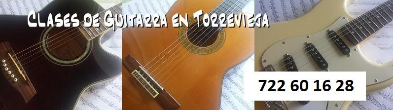clases de guitarra en torrevieja