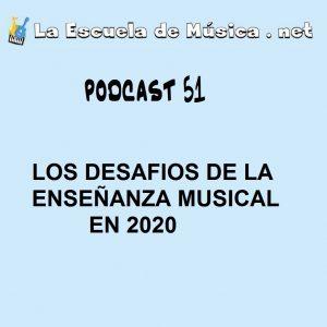LOS DESAFIOS DE LA ENSEÑANZA MUSICAL EN 29